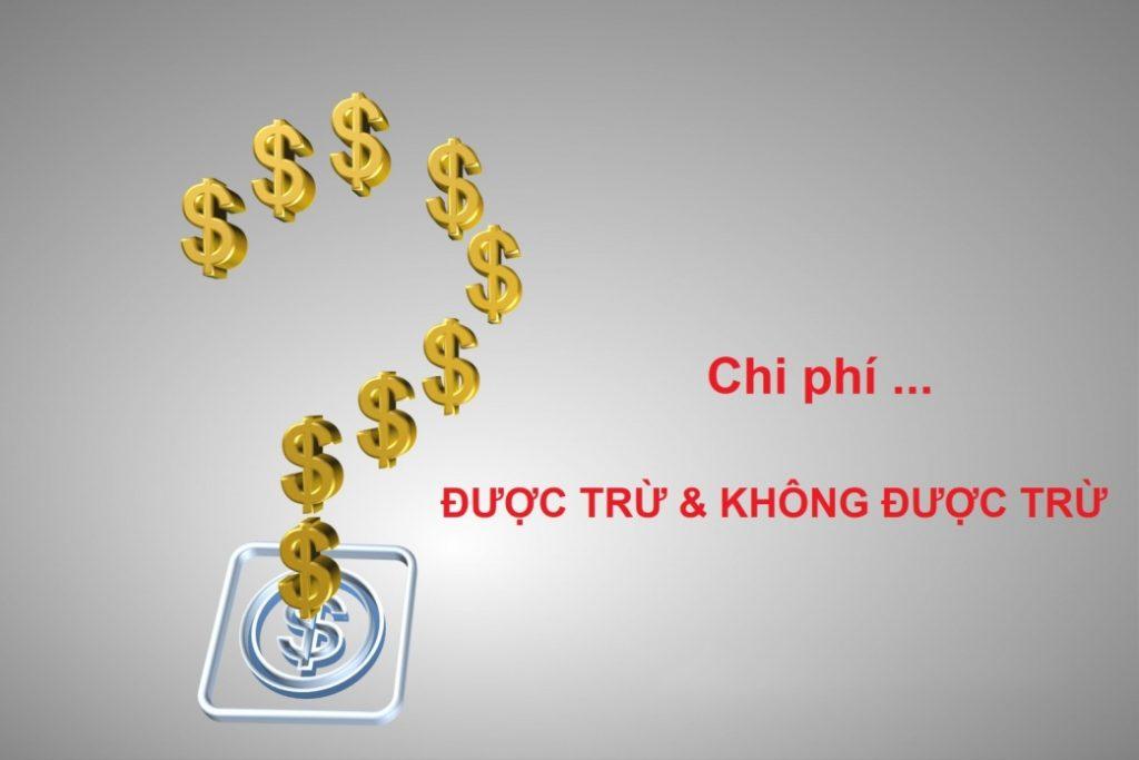 tính thuế TNDN