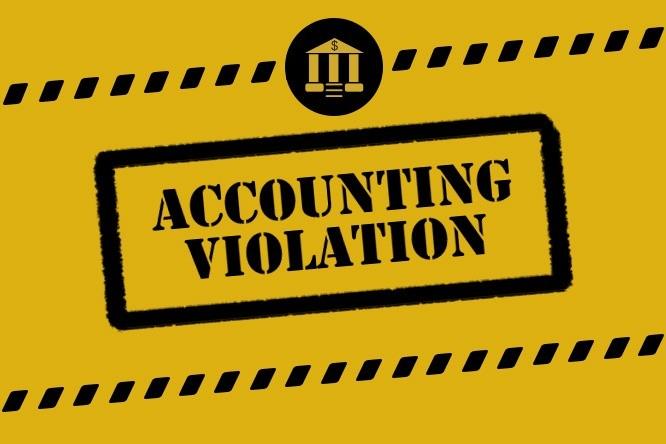 Xử phạt vi phạm hành chính về kế toán