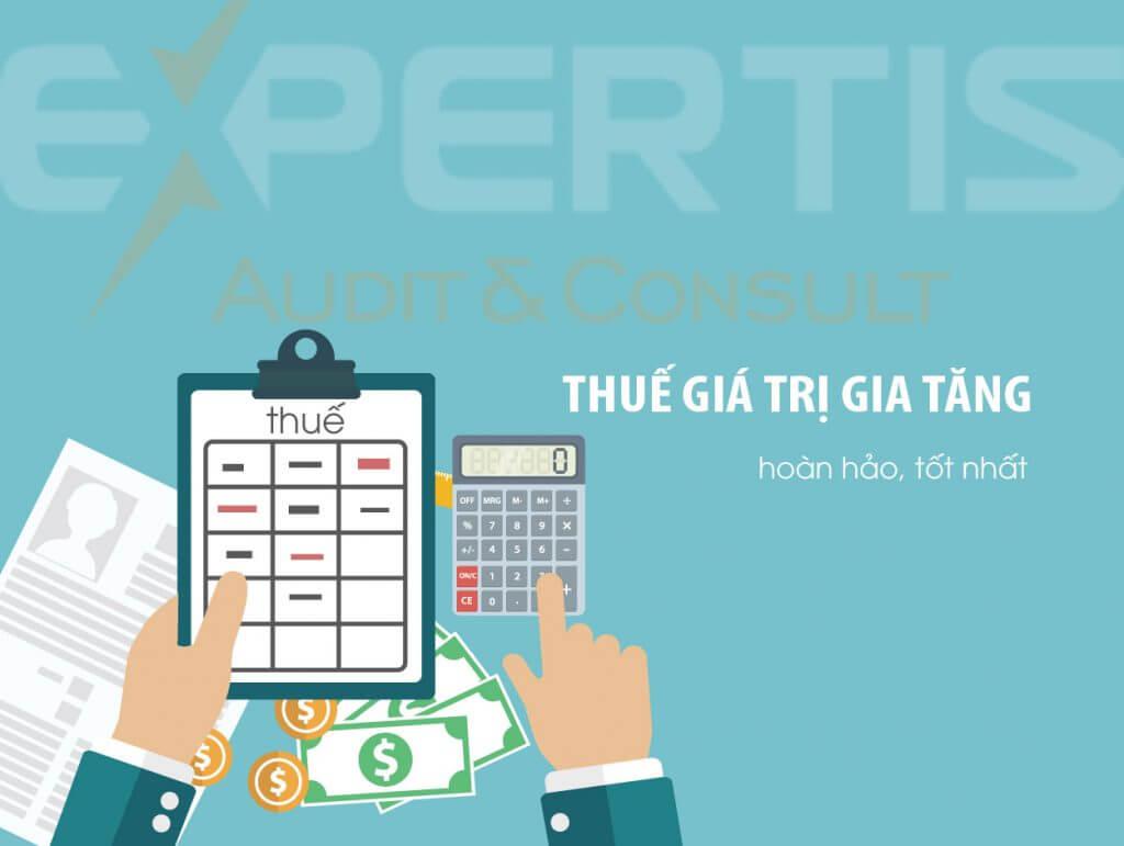 Dịch vụ thuế giá trị gia tăng - Thuế GTGT