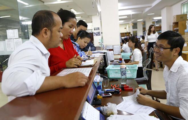 người tham gia Bảo Hiểm Xã Hội thông qua dữ liệu do cơ quan thuế cung cấp.