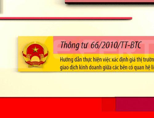 Thông tư 66/2010/TT-BTC hướng dẫn bổ sung Thông tư 117/2005/TT-BTC