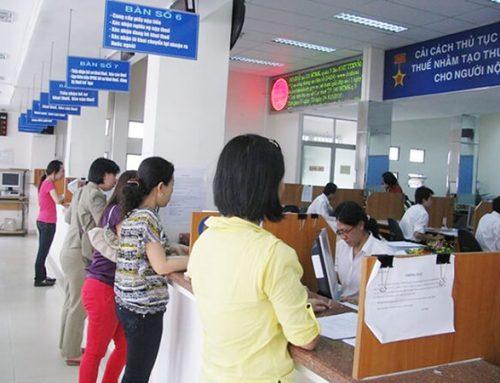 Hoàn thành hợp nhất các chi cục thuế khu vực chậm nhất trong quý 3/2019
