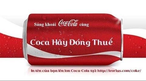 Coca Cola Việt Nam chuyển giá - CTY KIỂM TOÁN EXPERTIS